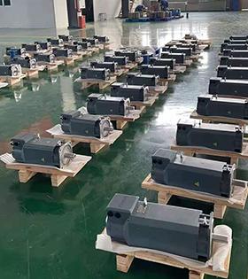 登奇GM7系列高速盘纸分切卫生纸应用方案