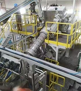 登奇GZ6系列大型二板机电动溶胶应用方案