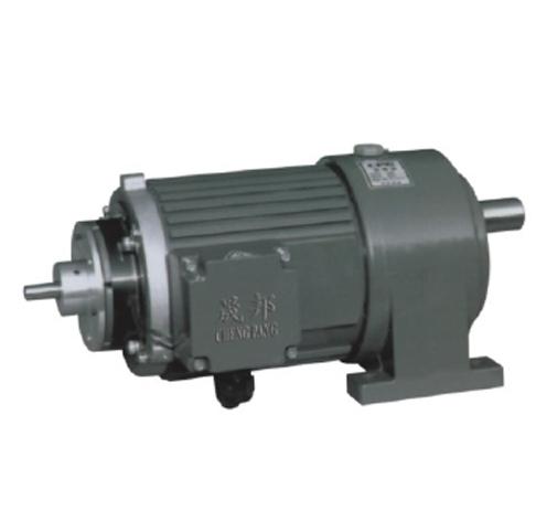 晟邦CH..SD卧式三相减速机DC24V送电刹车器