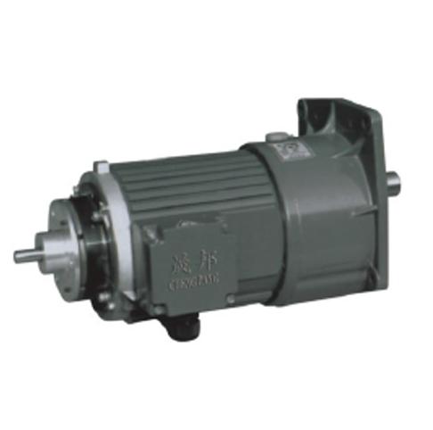 晟邦CV..SD立式三相减速机DC24V送电刹车器